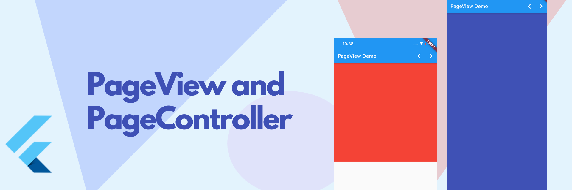 PageView and PageController | Flutter Tutorial for Beginners
